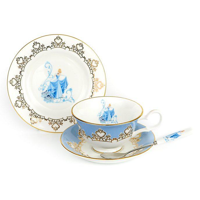English Ladies Co. Cinderella Fine Bone China Tea Set