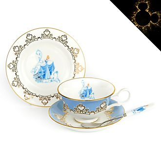 English Ladies Co. Cinderella Fine Bone China Tea Set