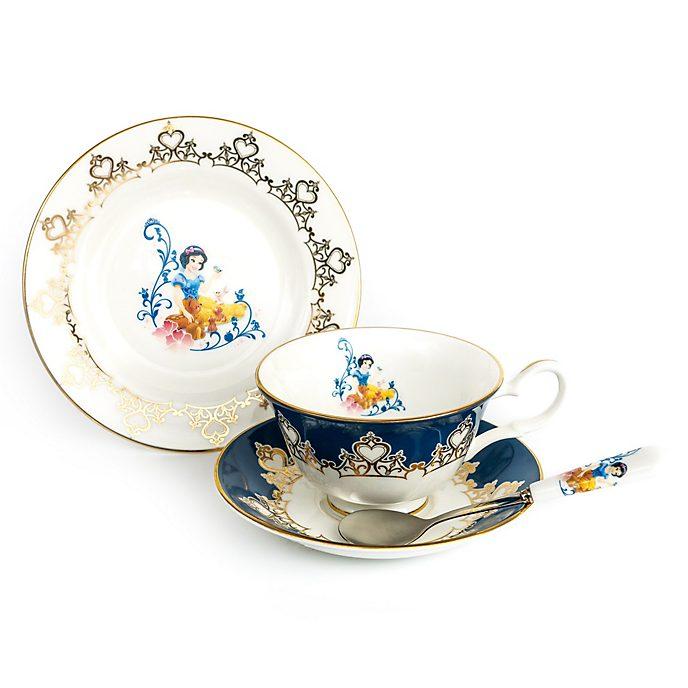 English Ladies Co. Snow White Fine Bone China Tea Set