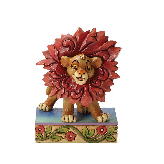 Enesco Simba Can't Wait to be King Disney Traditions Figurine