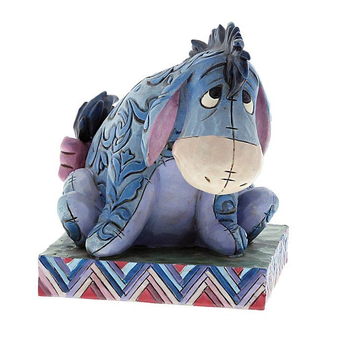 Enesco Eeyore True Blue Companion Disney Traditions Figurine