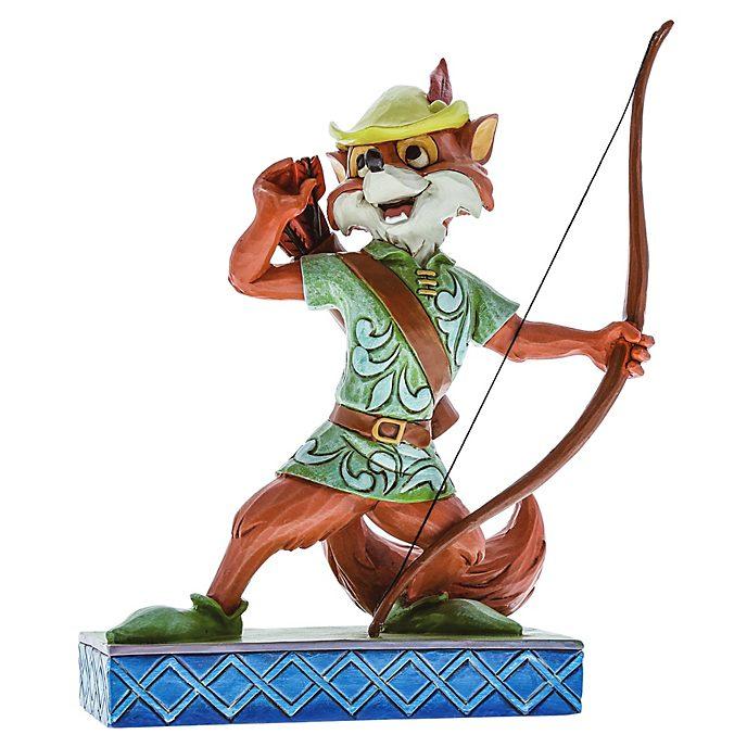 Enesco Robin Hood Roguish Hero Disney Traditions Figurine