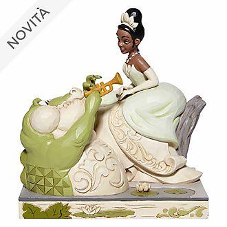 Statuetta Tiana White Woodland collezione Disney Traditions Enesco