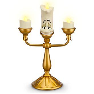 Disneyland Paris Lumière Light-Up Figurine