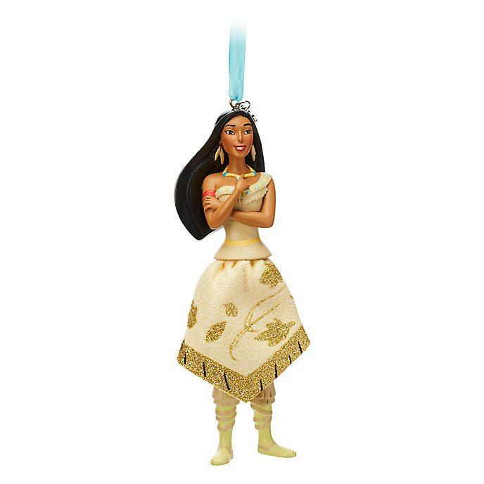 Adorno colgante Pocahontas, Disney Store