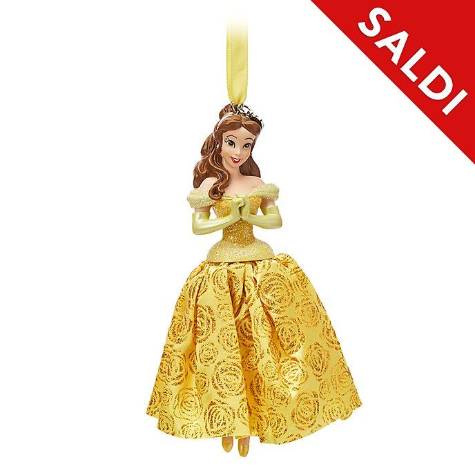 Decorazione a sospensione Belle La Bella e la Bestia Disney Store