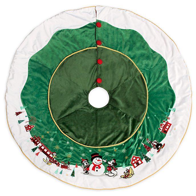 Pie árbol de Navidad Mickey y sus amigos, Holiday Cheer, Disney Store