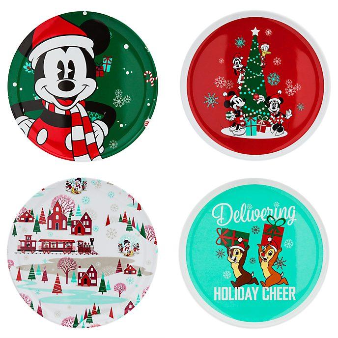 Platos Mickey y sus amigos, Holiday Cheer, Disney Store