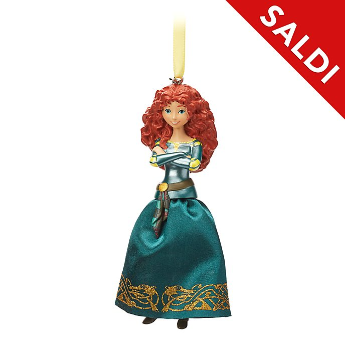 Ornament da appendere Merida Ribelle - The Brave Disney Store