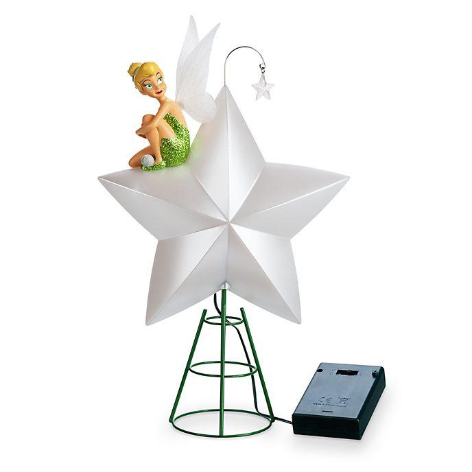 Disney Store - Holiday Cheer - Tinkerbell - Beleuchtete Weihnachtsbaumspitze
