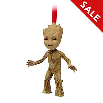 Disney Store - Guardians of the Galaxy - Groot - Dekorationsstück zum Aufhängen
