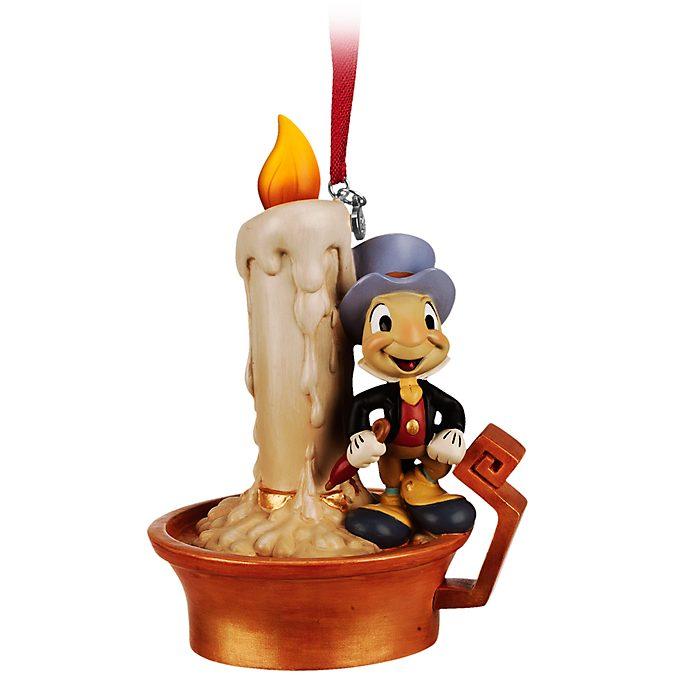 Adorno colgante luminoso Pepito Grillo, Disney Store