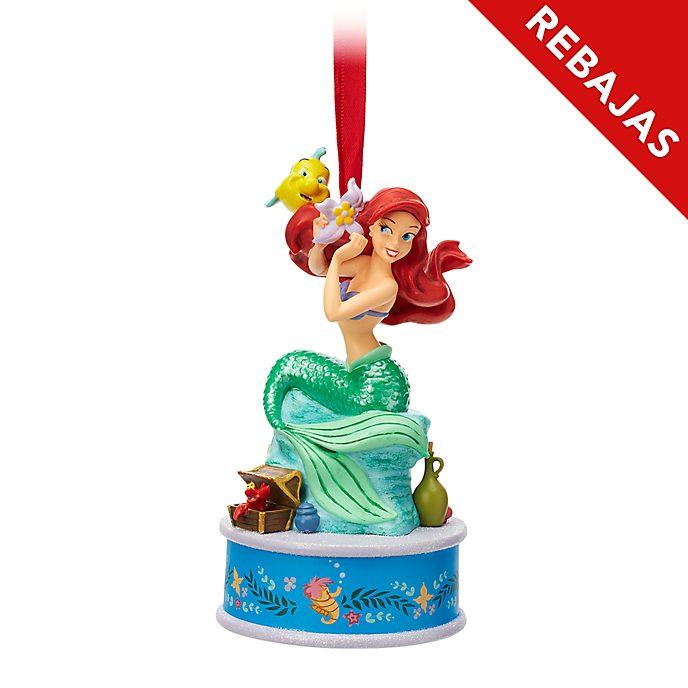 Adorno colgante musical La Sirenita, Disney Store