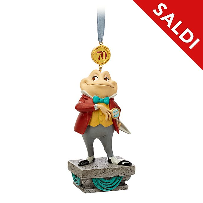 Ornament a sospensione Mr. Toad Le Avventure di Ichabod e Mr. Toad Disney Store