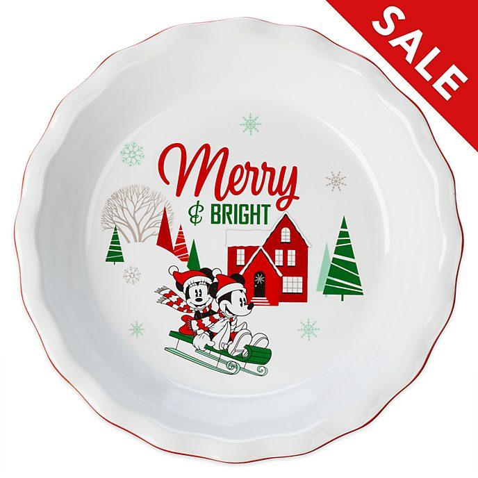 Disney Store - Holiday Cheer - Micky und Minnie - Tarte-Form