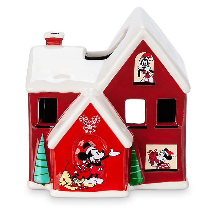 Disney Store - Holiday Cheer - Micky und Freunde - Teelichthalter