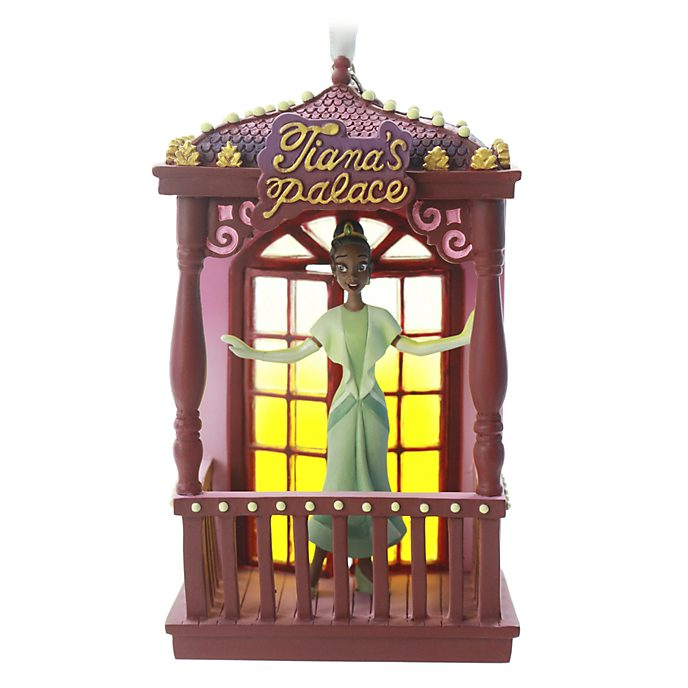 Disney Store Tiana Hanging Ornament, The Princess and the Frog