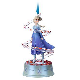 Adorno colgante musical Elsa, Frozen 2, Disney Store