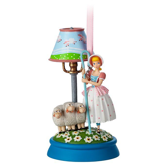 Disney Store - Porzellinchen - Dekorationsstück mit Beleuchtung zum Aufhängen