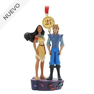 Adorno colgante Pocahontas, Legacy, Disney Store