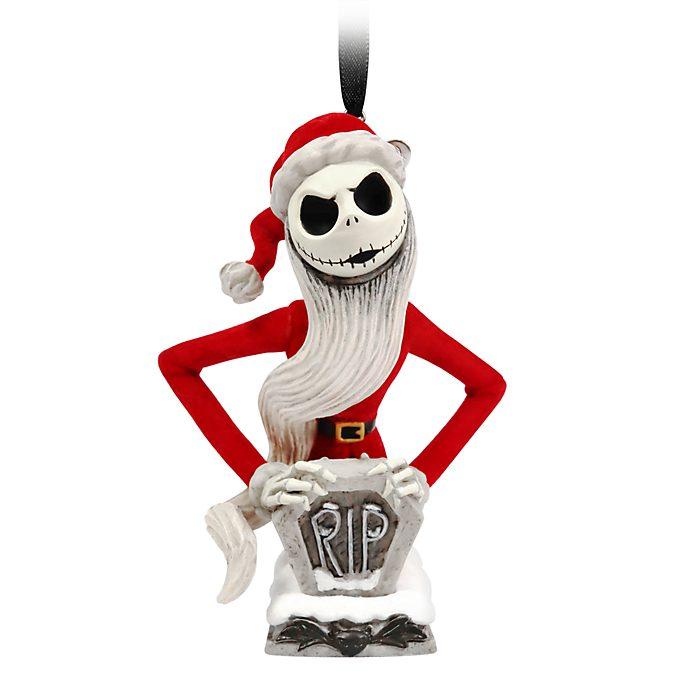 Disney Store Décoration de Noël Jack Skellington à suspendre