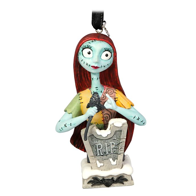 Disney Store Sally Hanging Ornament, The Nightmare Before Christmas