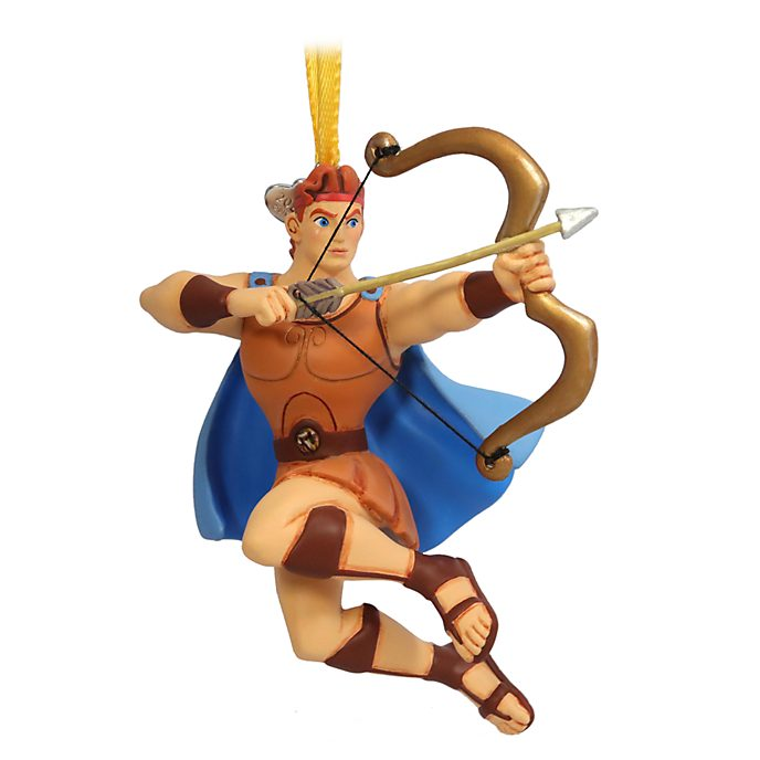 Disney Store Hercules Hanging Ornament