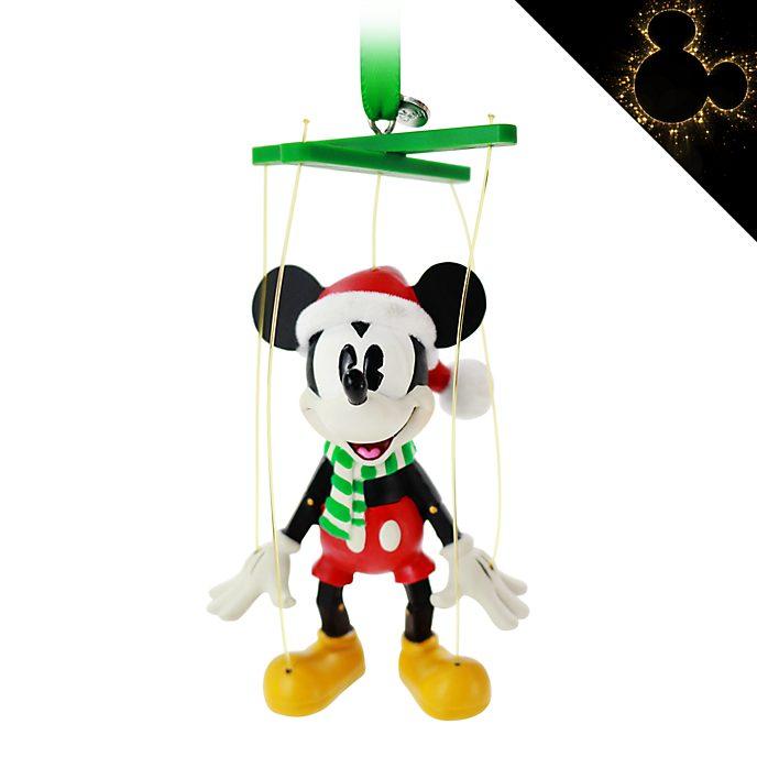Disney Store Décoration de Noël Mickey à suspendre