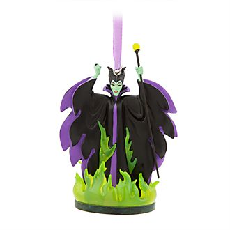 Disney Store Maleficent Hanging Ornament