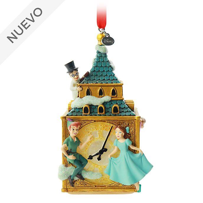 Adorno colgante Big Ben, Peter Pan, Disney Store