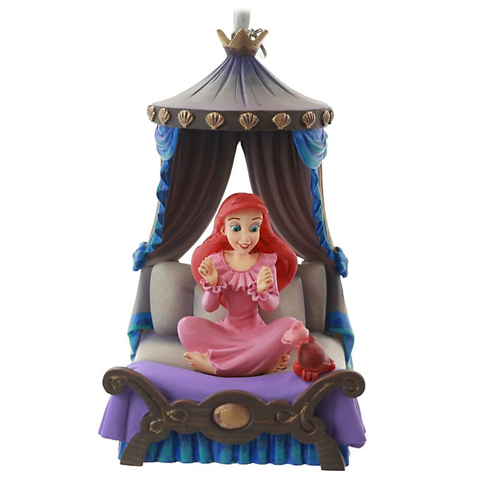 Disney Store Ariel Hanging Ornament, The Little Mermaid