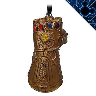 Disney Store - Infinity-Handschuh - Dekorationsstück mit Beleuchtung zum Aufhängen