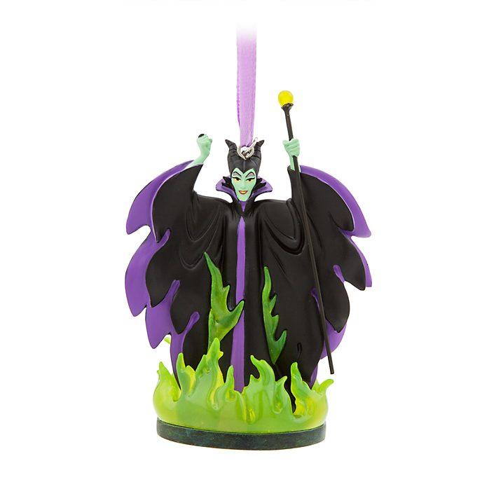 Disney Store Maleficent Hanging Ornament