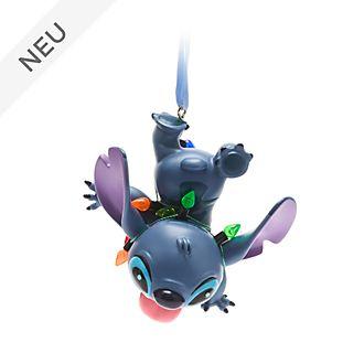 Disney Store - Stitch - Festliches Dekorationsstück zum Aufhängen