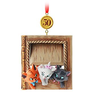 Disney Store The Aristocats Legacy Hanging Ornament