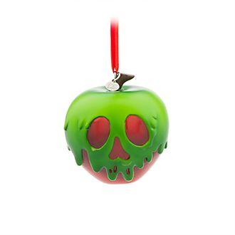 Disney Store Décoration Pomme empoisonnée à suspendre