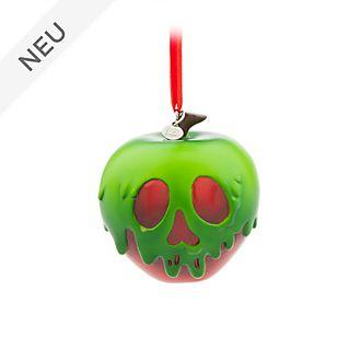 Disney Store - Vergifteter Apfel - Dekorationsstück zum Aufhängen