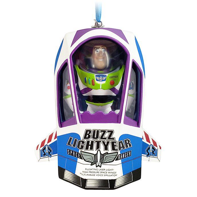 Decorazione parlante da appendere Buzz Lightyear Disney Store