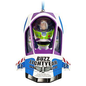 Disney Store - Buzz Lightyear - Sprechendes Dekorationsstück zum Aufhängen