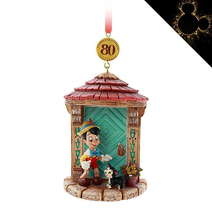 Disney Store Décoration Pinocchio à suspendre, Legacy