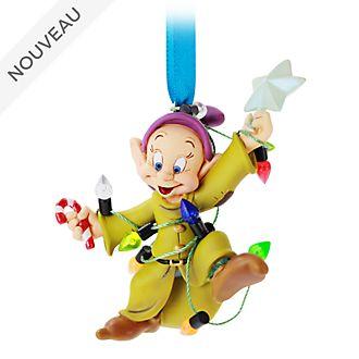 Disney Store Décoration de Noël Simplet à suspendre