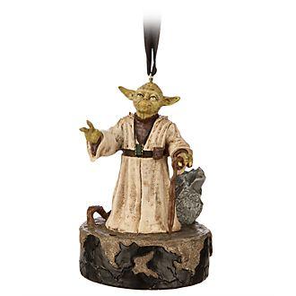 Disney Store Décoration parlante Yoda à suspendre, Star Wars