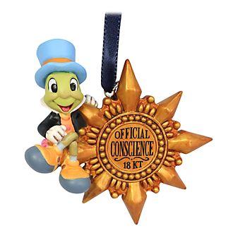 Disney Store - Pinocchio - Jiminy, die Grille - Dekorationsstück zum Aufhängen