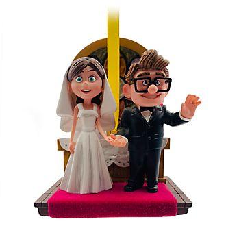 Decorazione da appendere Carl ed Ellie Up Disney Store