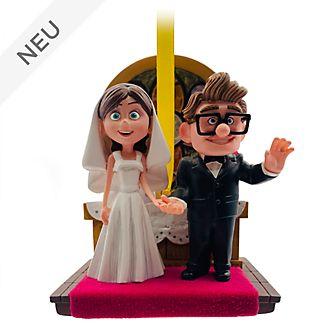 Disney Store - Oben - Carl und Ellie - Dekorationsstück zum Aufhängen