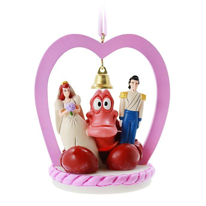 Adorno colgante La Sirenita, Disney Store