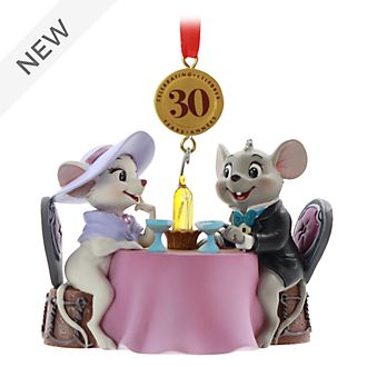 Disney Store The Rescuers Down Under Legacy Hanging Ornament