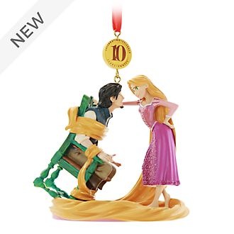 Disney Store Tangled Legacy Hanging Ornament