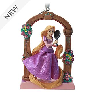 Disney Store Rapunzel Hanging Ornament, Tangled