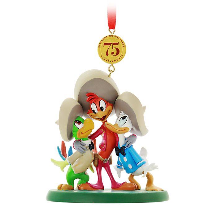 Disney Store - Legacy Collection - Drei Caballeros - Dekorationsstück zum Aufhängen